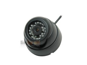 LC-024A Color CCD Sensor Dome Camera For Bus Inside Security System