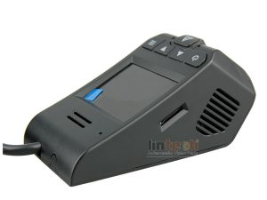 1080P Front And Rear DVR Recorder