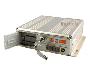 3G/GPS/Wifi SD Card Mobile DVR System, DVR-F4