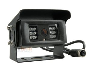 Wider View Angle Backup Camera for Heavy Duty Trucks & Large Vehicles