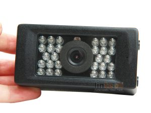 Car Reverse Camera: 28 Infra-Red LED Night Vision Enhance, LC-028A