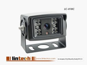 Waterproof 18pcs IR LED Rearview Camera With 120 Degree