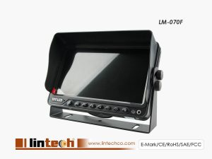 7 inches High Brightness LCD Monitor