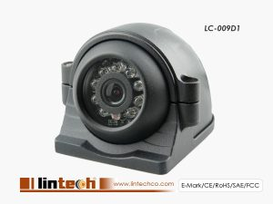 Wide/Front View RV Side Cameras