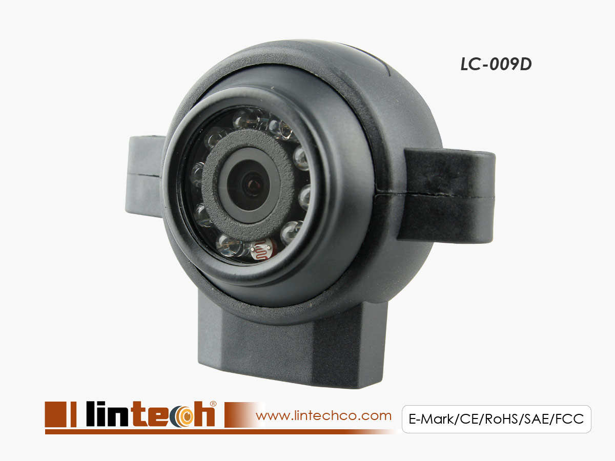 Night Vision Ball Car Camera for Universal Installation, LC-009D