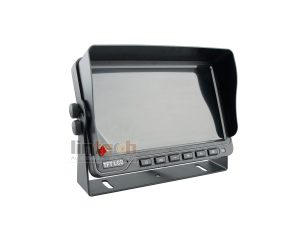 7 inches Quad Function Car DVR Monitor