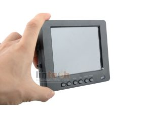 LM-5002 IP69K Waterproof 5 Inch LCD Car Monitor For Vehicle Outdoor