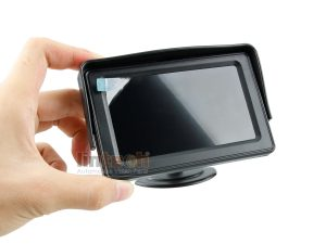 LM-043A 4.3 inches Dashboard LCD Monitor for car