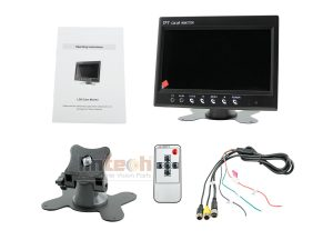 LM-070A 7 inches LCD Monitor For Car