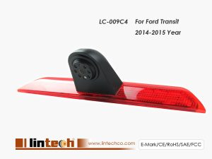 Ford Transit Brake Light Camera