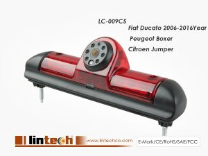 Rearview Camera For Fiat Ducato