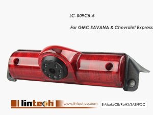 Stop Lights Backup Camera For GMC SAVANA