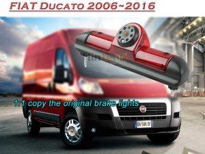 Stop Lights Rear Vision Camera Kits for Fiat Ducato Van, LWC-01