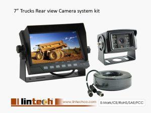 truck reverse camera kits
