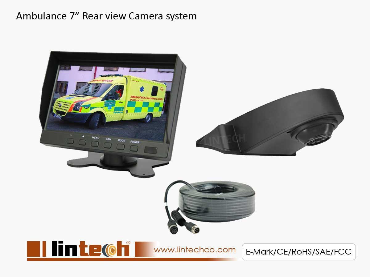 Ambulance Revering System