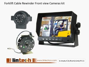 Reversing Camera System For Forklift