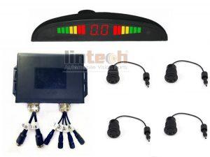 Trucks Reverse Parking Sensor with LED Light, T-R4-A