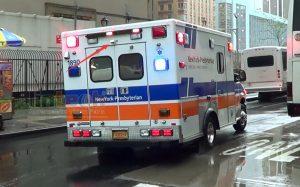 Ambulance Backup Camera Kit for Car, LRW-01