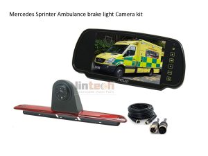 Sprinter Brake Light Camera Reverse Camera System, LRW-03