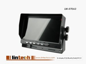 car monitor digital standalone