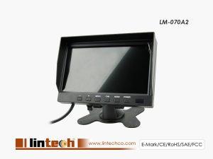 7 inch BUS monitor