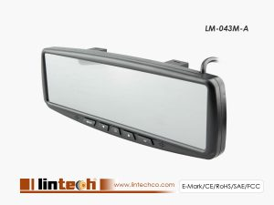 4.3 inch Car Mirror monitor