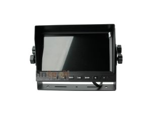 4 Channels AHD 960P Mobile DVR with GPS for School Bus Fleet, LSB-02