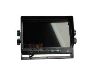 4CHs Fire Truck Vehicle Blackbox Vehicle DVR System, LPS-01