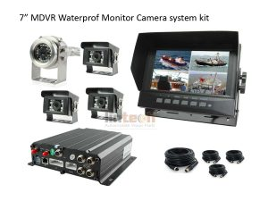7 inch Waterproof Mobile CCTV Camera System, LBS-01