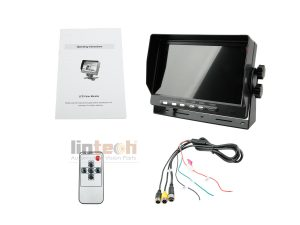 7 Inch TFT LCD Monitor Vehicle Reversing Camera Kit, LSB-01
