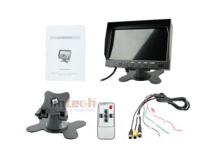 LM-070A-2 7 inches High Brightness LCD Monitor