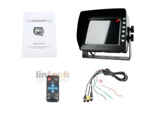 5.6 inches Button Backlight Vehicle Monitor