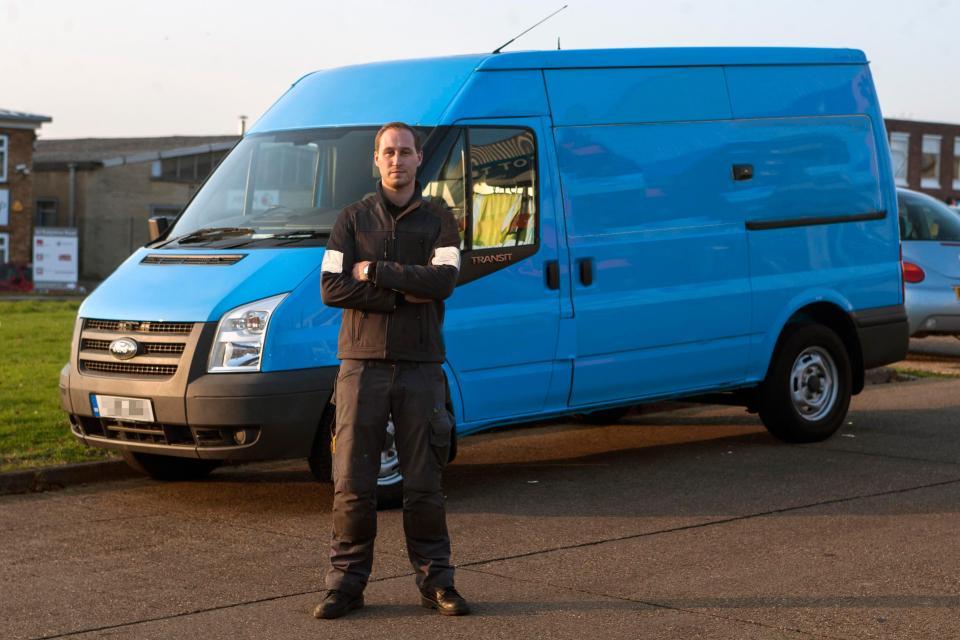 Cargo-vans-backup-camera-system-solutions