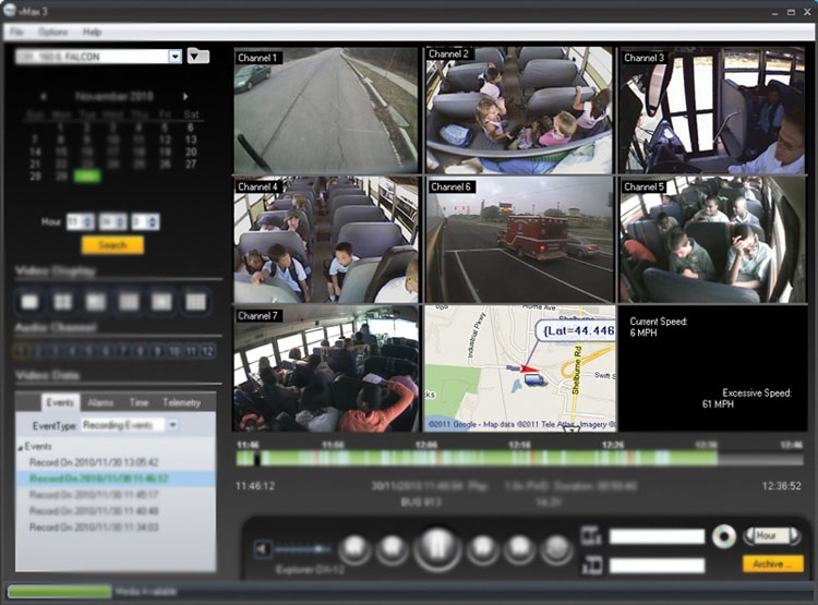 DVR-A8-view-playback-software