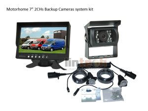 Motorhome Trailer RV Backup Camera System, LRV-01