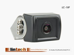 Mini Car Rear view Camera with Stainless Steel Bracket