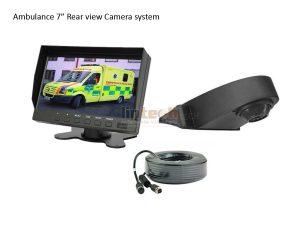 120 Degree Waterproof  RV Rear View Camera System for Ambulance VAN, LRW-02