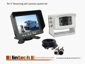 Motorhome Reversing Camera Kits