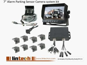 7 inches Parking Sensor Camera System Kit