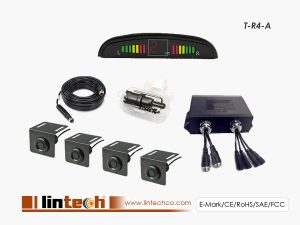 Parking Sensor With LED Light
