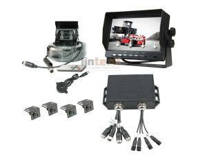 7 inch Visual Reverse Parking Sensor with Camera, T-R4-B2