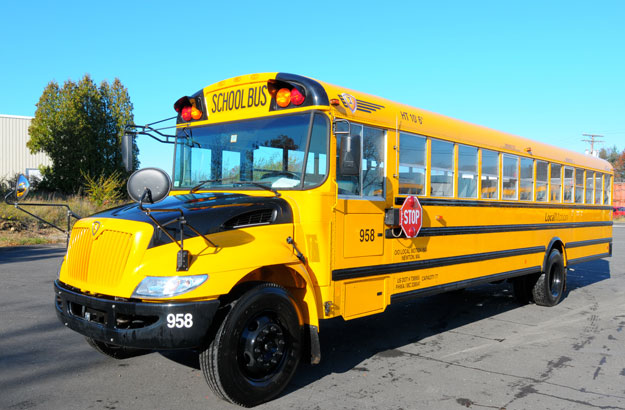 School bus Camera system solution