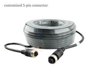 7 inch Auto Shutter Car Camera System, LRW-02