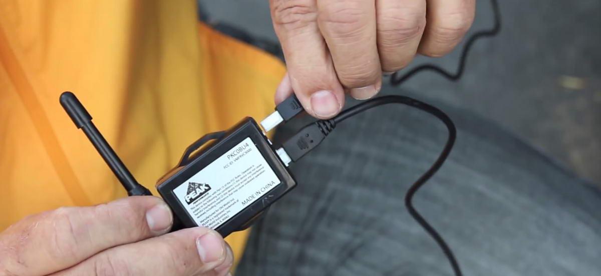 wireless transmit box