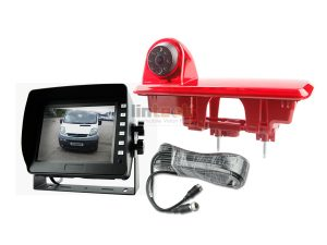 Best Aftermarket Backup Camera System for Opel Vivaro & Renault Trafic 2014 Year, LWC-07