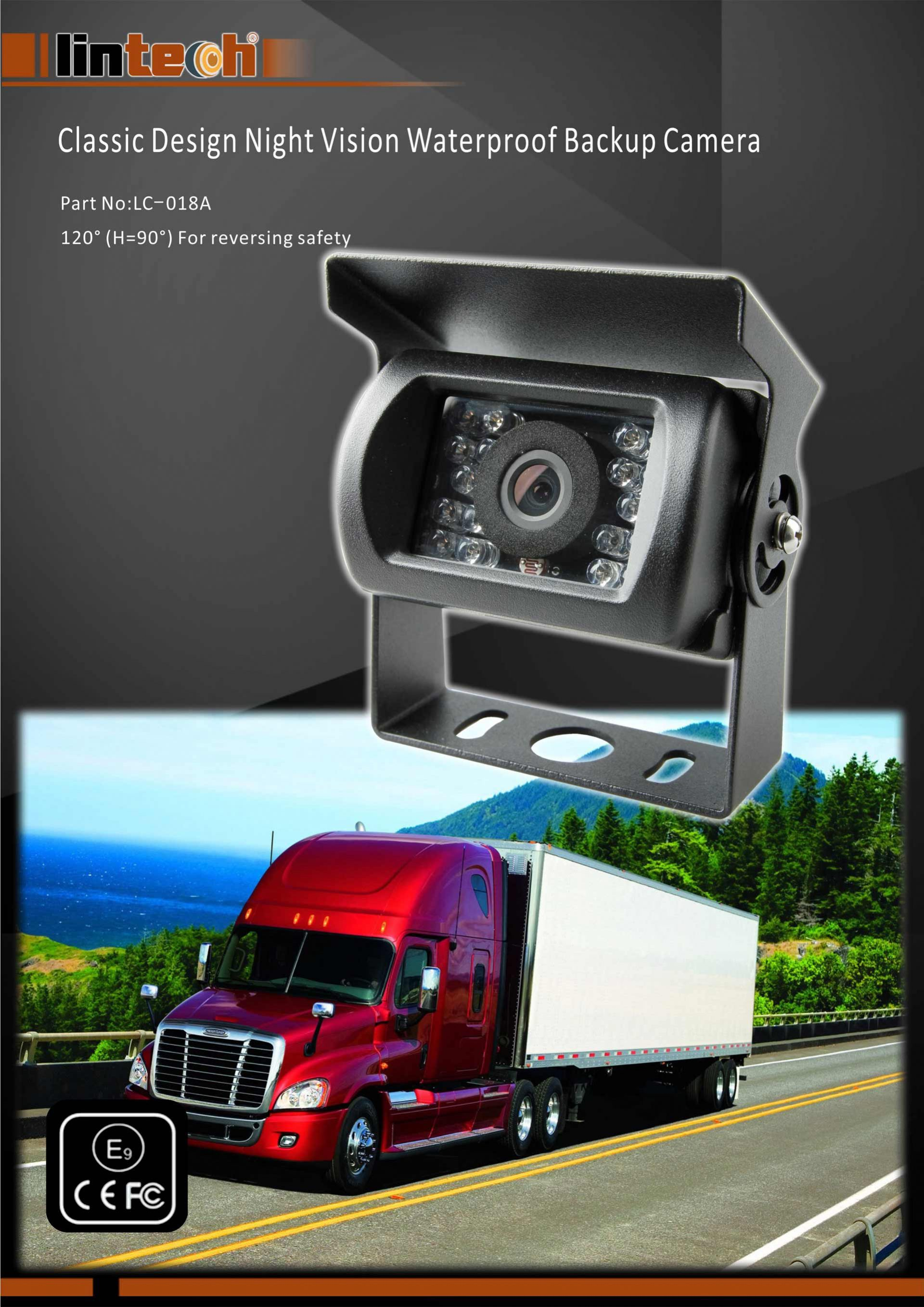 1.Classic-Design-Night-Vision-Waterproof-Backup-Camera