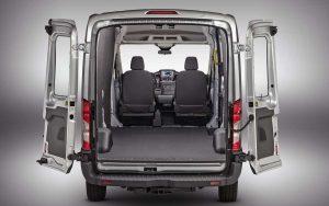 LWC-6 Ford Transit Reverse Rear Parking Camera Kit