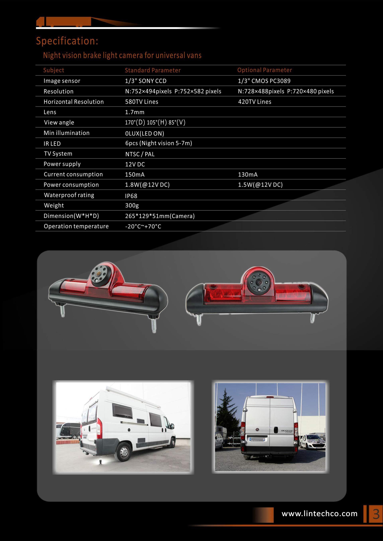 3. Fiat Ducato Bacup camera