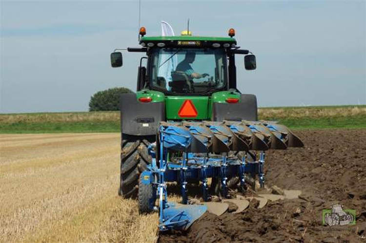 Agriculture Machines Blind Area Safety Camera System