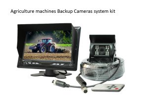 Agriculture Machines Backup Camera Kit, LAM-01